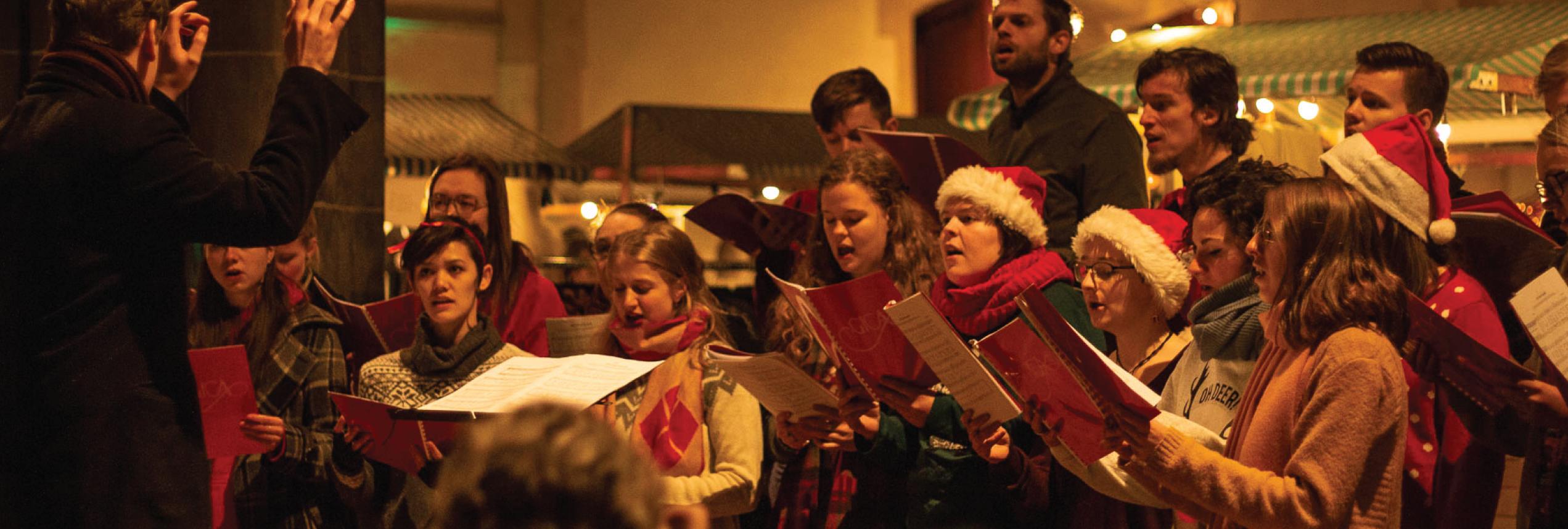 Kerstmarkt Groningen 14 december